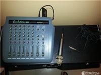 Foni fbt evolution 200 E me 3 mikrofone dhe 2 boxe