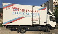 Kamion mercedez benz Atego 1018
