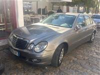 Mercedes E320 look EVO