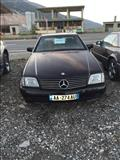 Mercedese SL benzin -92
