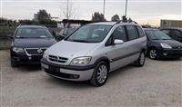 U SHIT   Opel Zafira 2.0 16V DTI  Elegance