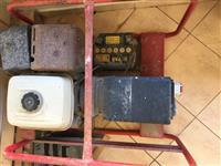 Gjenerator 13kw benzine me motorino