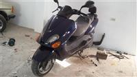Yamaha majetty 125 cc
