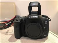 Canon EOS 7D MKII dhe të gjitha goodies shtesë
