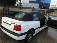 VW Golf 3 kabriolet Per pjes