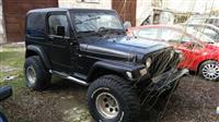 Jeep wrangler 2.5 benzine