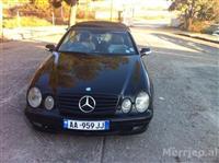 Mercedes benz clk320 AMG
