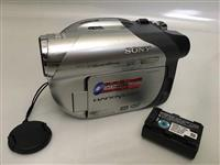 Sony DCR-DVD105E Handycam DVD Camcorder