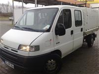 Citroen  Jumper 2.5 Liter 107 ps
