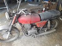 shitet motociklet GILIERA ARCORE  150cc    viti 19