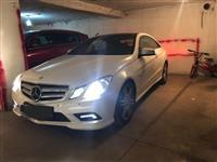 Mercedes-benz E - coupe