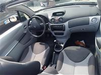 Citroen c3 kabriolet viti 2005 1.4 nafte