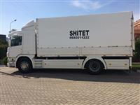 SHITET - SCANIA , kambio manual , 1999