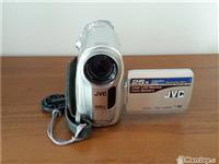Kamera  Handy- Cam  JVC me ekran LCD