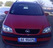 Opel zafira 2.0 TDI