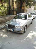 Mercedes Benz W202 C220 CDI  125 Hp
