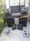 Pajisje komplet per DJ
