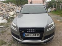 Audi Q7-S-line 3.0TDI quatroo