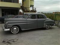 Chrysler benzin
