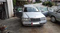 Mercedes C 250 TD TURBO DIESEL -97 SUPER OFFERT