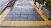 Pllaka trotuari dhe oborri