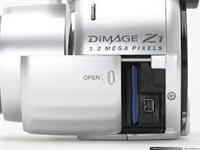 Foto dhe video aparat Minolta DiMAGE Z1