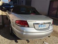 OKAZION--Chrysler Sebring Benzin -04