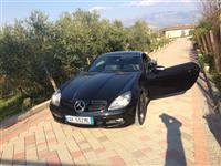 Mercedes Benz Slk 200 kompressor cabriolet manuale