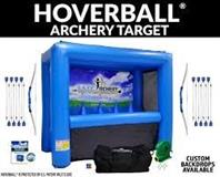 Hoverball archery (sport me hark)