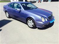 Mercedes Benz CLK 200 fulll pa dogan