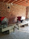 Makineri ped dyer dhe dritare pvc dhe alumin