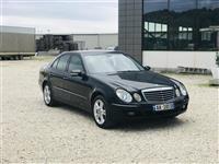 Mercedes Benz E 220 EVO