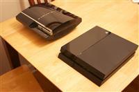 PS3 PS4 TELEVIZORA