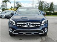 2018 Mercedes-Benz GLA 250 Base > UCES MOTORS