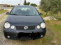 VW Polo 1.9 tdi(di) e kuqe viti 2003 (u shit)