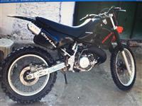 Honda CRM 125 dy kohe