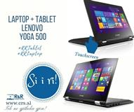 LENOVO YOGA 500 (SI I RI) LAPTOP - TABLET     R&R