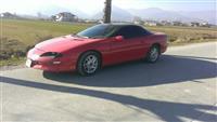Camaro 1997 shitet dhe nderrohet..