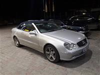 Benz clk 2.4 cabrio
