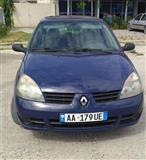 Renaultin Clio Benzin-Gaz viti 2008