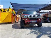 Hummer H2 Benzin+Gaz