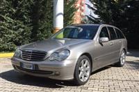 Mercedes benz c220 cdi viti 2003 avandgarde € 4300