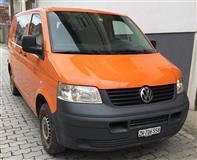 VW T5 1.9 TDI Me i Te Kuqe