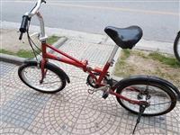 Shitet Biciklete me palosje