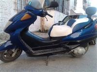 shes motor skuter 250 kubik-600€