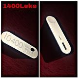 Bateri e jashtme power bank 10400mha