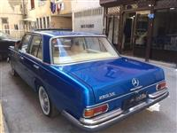 Mercedes S280 Benzin Viti 1970