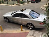Mercedes Benz CL500 2000 -00