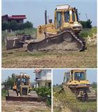 Traktor Buldozer D5H Caterpillar