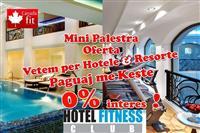 Oferte! Mini Palastra Resorte & hotele 0%interes